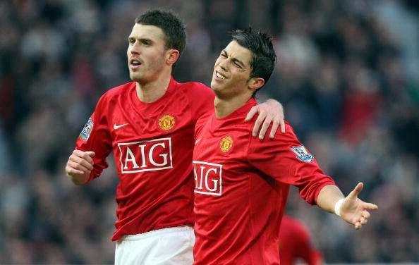 Carrick Tidak Memikirkan Reuni Dengan Ronaldo Di Man Utd