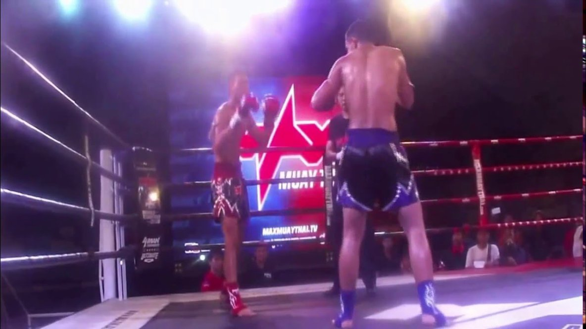 Fakhri Maxmuaythai combat Highlight