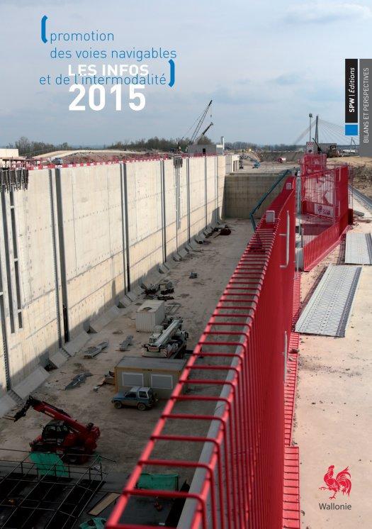 Promotion des voies navigables et de l'intermodalité : les infos 2015 | Portail de la Wallonie