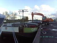 Logistique Fluviale - Poort van het scheepvaart transport... - 1351 T - CURSOR