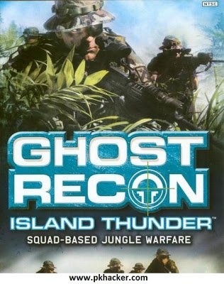 Tom Clancy's Ghost Recon: Island Thunder Compressed Download | pkgames.net