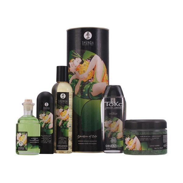Shunga p3_p1590293 - SHUNGA garden edo organic collec LOTE 5 pz | Wordans.fr
