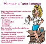 humour de femme