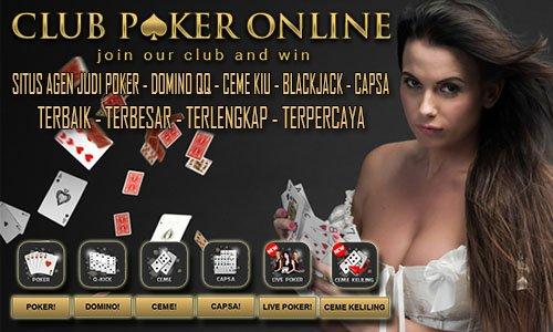 Jangan Hanya Ingin Menang Main Poker Online Tapi Tidak