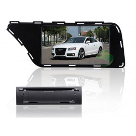 Auto DVD Player GPS Navigationssystem für Audi A5(2008 2009 2010 2011 2012 2013)