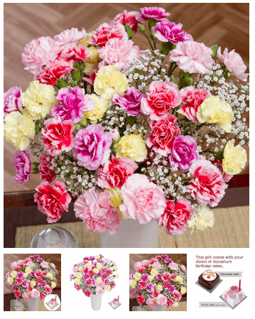 Cheap Flower Delivery UK - Flowers By Post Delivered FREE