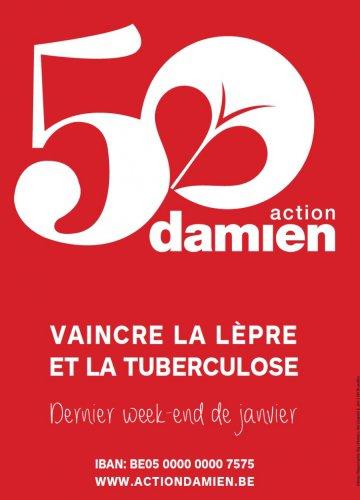 Action Damien, 50e anniversaire ce week-end - Tinlot
