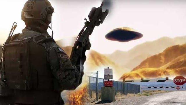 La Force aérienne envoie un avertissement brutal à ceux qui veulent envahir la zone 51