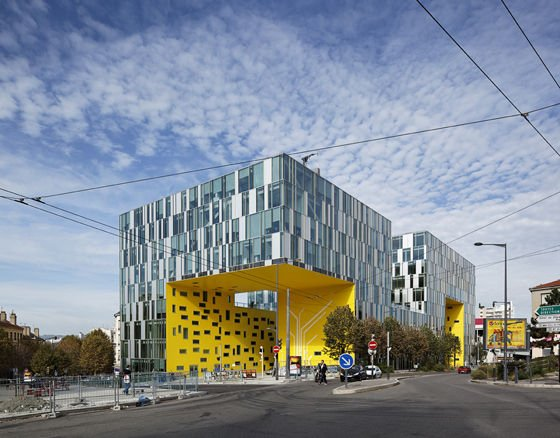 LA CITE DES AFFAIRES SAINT-ETIENNE | Manuelle Gautrand Architecture | Projet