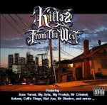 Killaz from tha West / Tha dream team (feat.Mr Shadow) - Pass Pass (2008)