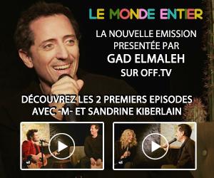 Gad Elmaleh |OFF.tv