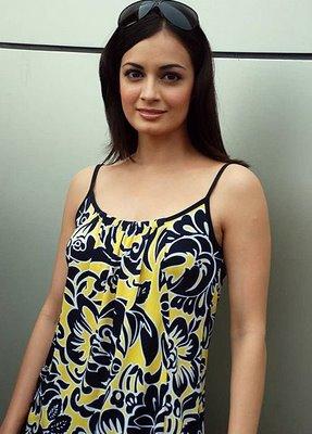 Fashionable Diya Mirza | Diya Mirza Pictures