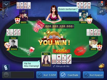 Link Download Game Domino QQ Online - Agen Domino Online