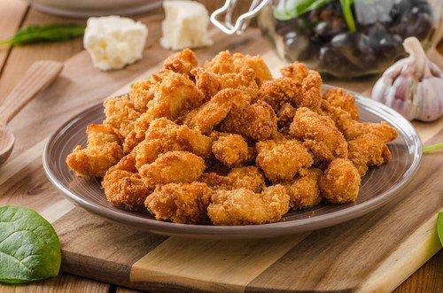 Cara Membuat Kulit Ayam Fried Chicken Yang Crispy - IDNBeritaTerkini