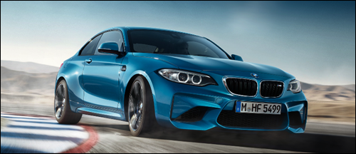 2018 BMW M2 Coupe Price Canada | Primary Car