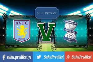 Prediksi Bola Aston Villa Vs Birmingham City 23 April 2017