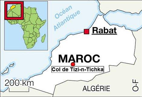 Maroc. 42 morts dans un accident de car au sud de Marrakech - Faits divers - ouest-france.fr