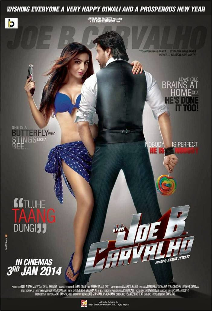 Mr Joe B. Carvalho 2014 - Watch Hindi Movies Online Free
