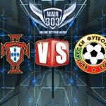 Prediksi Portugal vs Bulgaria 26 Maret 2016