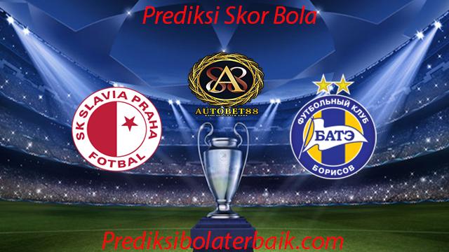 Prediksi Slavia Praha vs Bate 26 Juli 2017 - Prediksi Bola