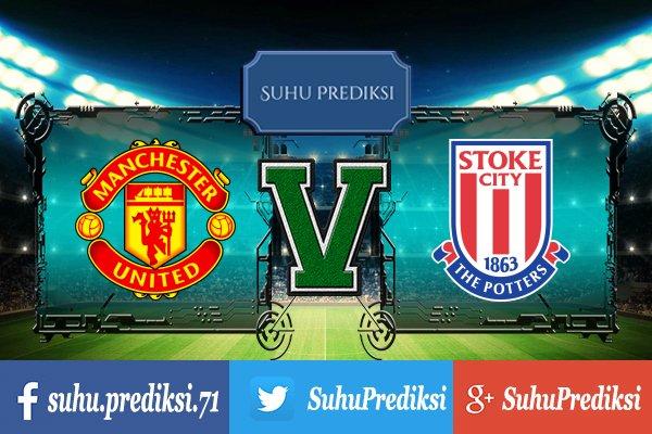 Prediksi Bola Manchester United Vs Stoke City 16 Januari 2018