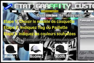 Etat Graffity Custom