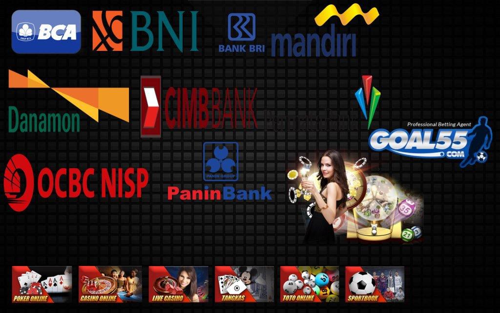 Situs Judi Online Bank Paling Lengkap