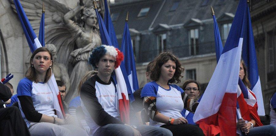 Où est passée la jeunesse qui emmerdait le Front National ?