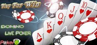 Poker-6: Susunan Terbaik Main Kartu Capsa