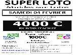 Annonce 'Super Loto'