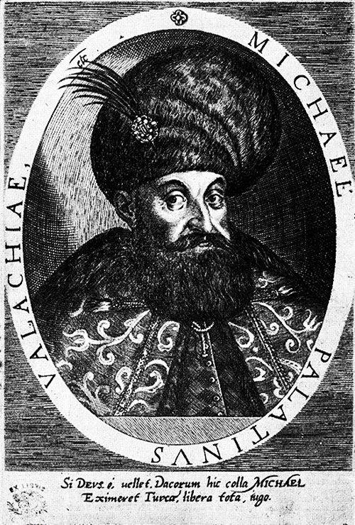 Mai, 1600: Mihai Viteazul ajunge in zona Onestiului prin pasul Oituz si ataca Bacaul