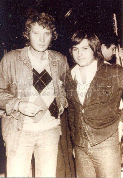 Image : Au Palais des Sports en 1976 - Bide et Musique