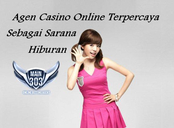 Agen Casino Online Sebagai Sarana Hiburan | Agen Bola Tangkas | Agen Judi Online Terpercaya | Prediksi Skor Jitu