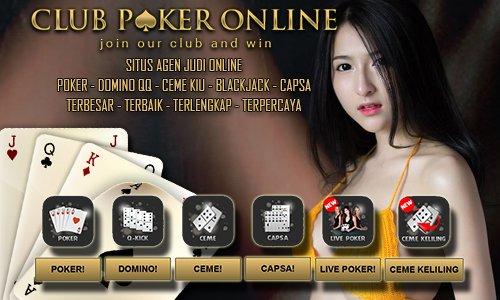 Situs Agen Judi Poker Online Chip Uang Asli Android iOS
