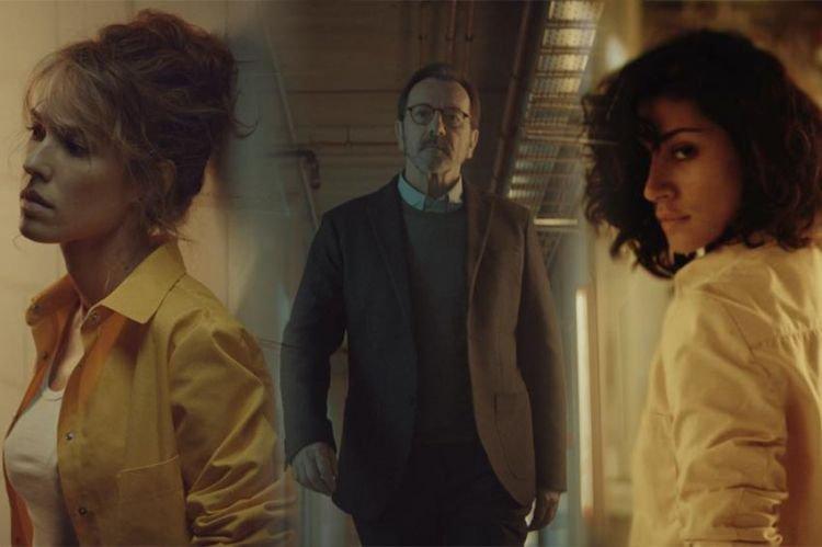 """En tournage pour M6 : """"Piégée"""" avec Élodie Fontan, Jean-Hugues Anglade et Manon Azem"""