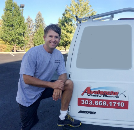 Avalanche Window Cleaning Colorado
