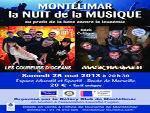 """Annonce """"NUIT DE LA MUSIQUE DE MONTELIMAR"""""""