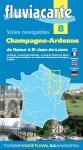 Revue Fluvial Fluviacarte Nouvelle édition du carto-guide Fluvial de Champagne-Ardenne