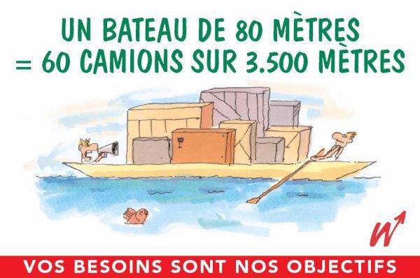 MEUSE - Evénements, Avis à la batellerie, Journal de la batellerie,...