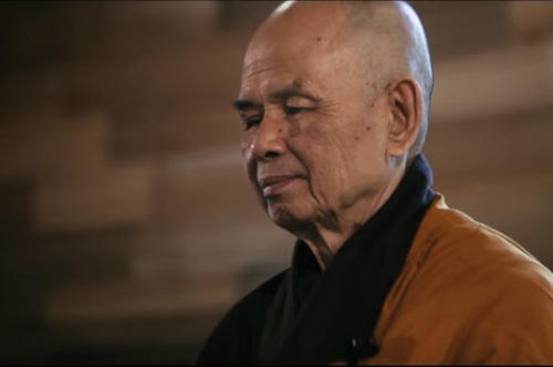 Watch: Trailer For New Thich Nhat Hanh Doc 'Walk With Me' Narrated By Benedict Cumberbatch