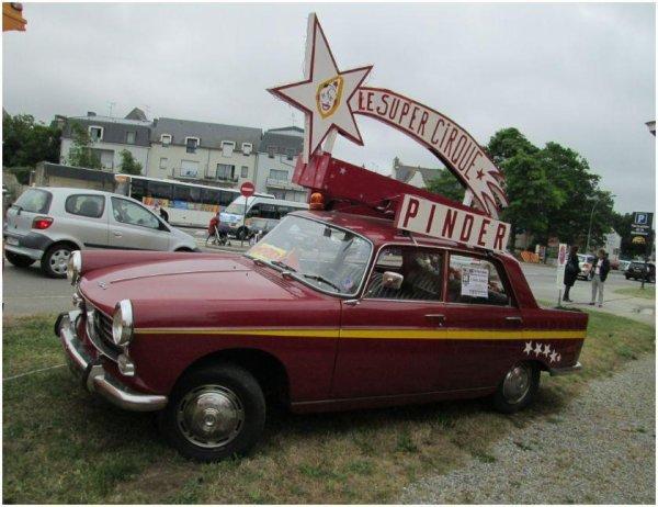 Pinder en Bretagne 2013