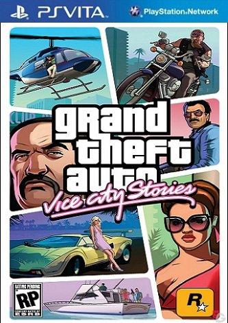 Download GTA Vice City Stories HD PSP-PSVITA VERSION PS VITA