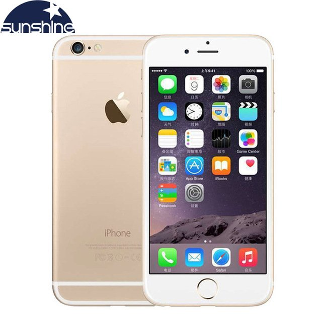 Unlocked Apple iPhone 6 4G LTE Cell phones 1GB RAM 16/64/128GB iOS 4.7' 8.0MP Dual Core WIFI IPS GPS Camera Used Phone-in Mobile Phones from Cellphones & Telecommunications on Aliexpress.com | ...