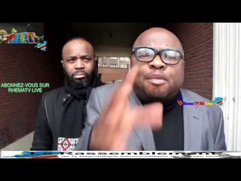 "Regardez ""URGENT: BOKETSU WA YAMBO ET COMMANDANT ESSO BAPESI ULTIMATUM NABA FAUX POLITICIENS DE LA RD CONGO."" sur YouTube"