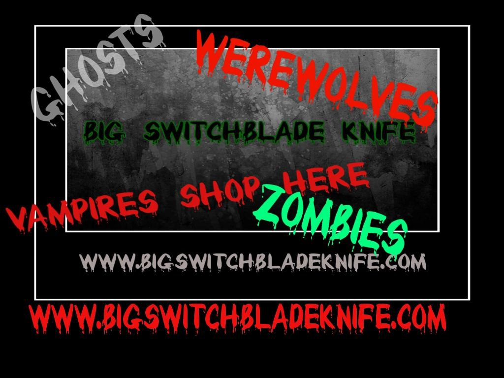 Switchblade knives - automatic knives - custom knives