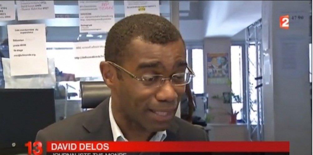 Quand TV5 Monde offre ses mots de passe aux caméras des médias