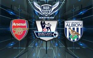 Prediksi Arsenal vs West Bromwich Albion 24 Mei 2015 Premier League