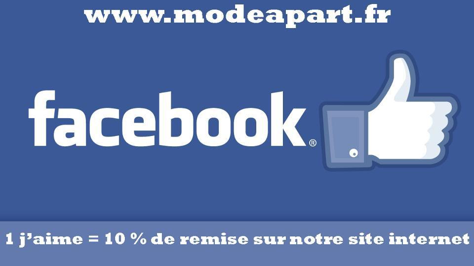 Kiff cette photo et profiter de 10% de remise sur notre internet www.modeapart.fr je te te donnerai le code promo par message privé!!!