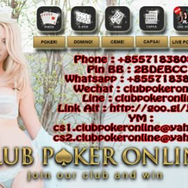 Situs Link Alternatif Resmi Game 99 Online Poker Terpercaya