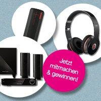 Visana – Angesagte Multimedia Gadgets gewinnen!